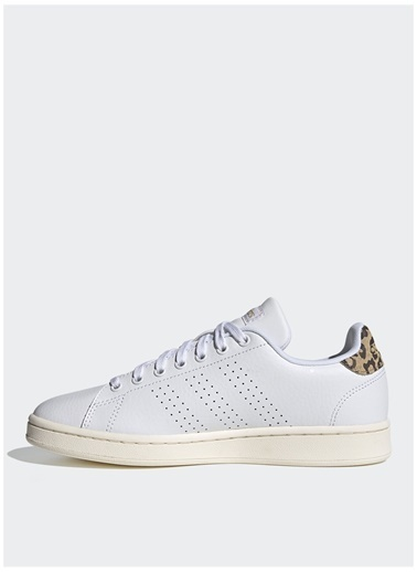 adidas adidas FY9101 ADVANTAGE Kadın LifestyleAyakkabı Beyaz